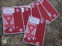 Vánoční karta na foto