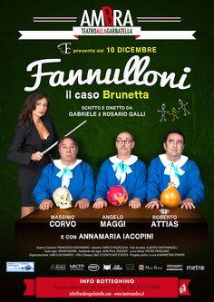 Fannulloni il caso Brunetta - Stagione teatrale 2013/ 2014