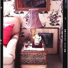 Bassett road bedroom, Domino mag