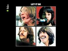 That was yesterday: Let It Be (Full Album Remastered 2009) - The Beatl...