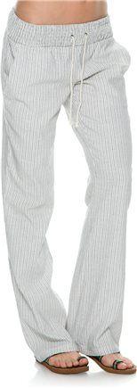Hurley Bondi Beach Pant. http://www.swell.com/New-Arrivals-Womens/HURLEY-BONDI-BEACH-PANT-1?cs=WH