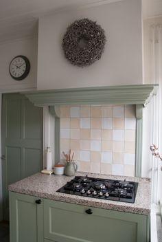 Boho Kitchen, Kitchen Design, Bathroom Towel Decor, Spanish House, Rustic Furniture, Decorating Tips, Home Kitchens, Sweet Home, Kitchen Cabinets