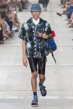 Défilé Louis Vuitton Printemps-été 2018 3