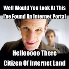 Get back in your Tardis, Doctor! Doctor Who, 11th Doctor, Tardis, Thing 1, Don't Blink, Torchwood, Time Lords, Dr Who, Geek Out