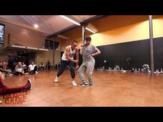 Keone & Mariel Madrid :: Dangerous by Michael Jackson :: Urban Dance Camp
