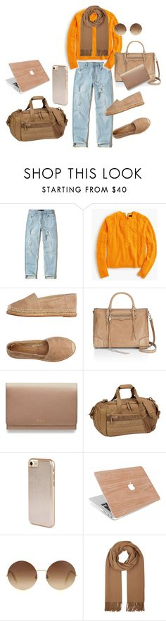"""""""My style"""" by lauaradc on Polyvore featuring moda, Hollister Co., J.Crew, Paloma Barceló, Rebecca Minkoff, Mulberry, Propper, Kenzo, Victoria Beckham y Acne Studios"""