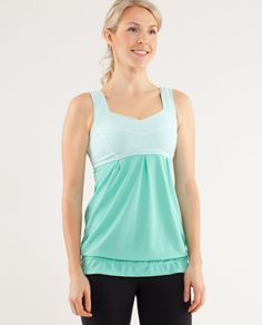 Want - Lululemon Run: Tame Me Tank