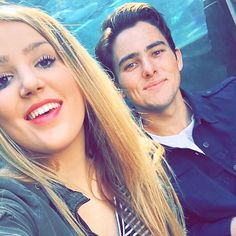 You have to excuse all their selfies because they are so good looking. Even better than the jellyfish.  @marlymaso @trevorgilmore