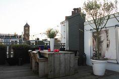 My Houzz: Cherishing memories with art - eclectic - deck - amsterdam - Louise de Miranda