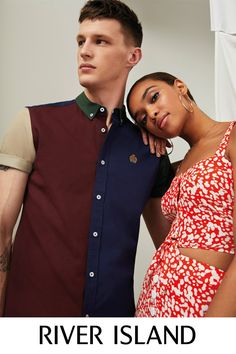 Men's new clothes from River Island - get this season's latest arrivals from your favourite high street store. Shop the full collection online. New Outfits, River Island, Seasons, Mens Tops, Clothes, Shopping, Collection, Women, Fashion