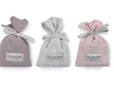 Lavender Bags   by www.thelinenworks.co.uk