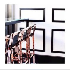 #interiordesign#decor#design#house#chairs#creative#furniture#forthehome#black