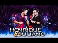 Henrique e Juliano - Nova - YouTube