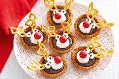 Resultado de imagen para party christmas food