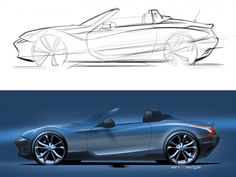 Tutorial Link: Sideview sketch tutorial http://www.carbodydesign.com/tutorial/55754/sideview-sketch-tutorial/?utm_content=bufferb89d9&utm_medium=social&utm_source=twitter.com&utm_campaign=buffer