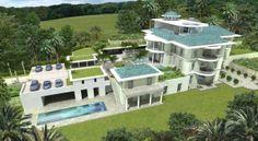 Bracco - ABIDJAN VILLA 3 000 m2