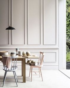 Best Dining Room Furniture for Your Home - Dining Room Wall Decor, Rooms Home Decor, Dining Room Design, Dining Room Furniture, Room Decor, Room Chairs, Small Room Design, Best Dining, Dining Room Lighting