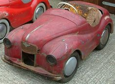 pedal cars for sale | For the dad who thinks he can do better and is looking for a chance to ...
