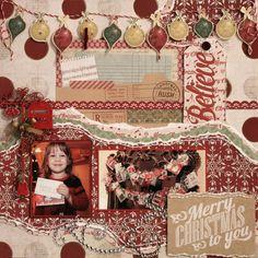 Merry Christmas To You - Scrapbook.com