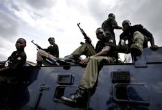 Five Police Officers Detained For Allegedly Aiding Escape Of Four Kidnap Suspects