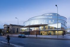 Gallery of Blavatnik School of Government / Herzog & de Meuron - 1