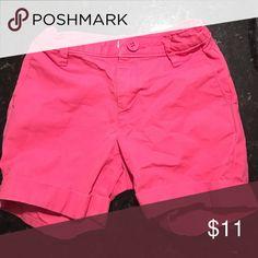 Pink shorts Girls pink gap shorts GAP Bottoms Shorts