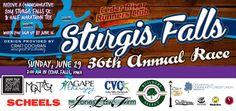 Sturgis Falls Half 2014