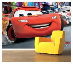 cars 2 duvar sticker: cars 2 duvar sticker