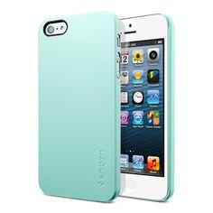 Spigen SGP Ultra Thin Air iPhone 5 Case in Mint Green. $19.99