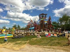 Camping en famille:  Camping familial Atlantide 11 155, route 335 Saint-Calixte Nord (450) 222-5225
