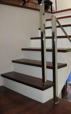 inox weber online shop edelstahl gel ndersysteme gel nder pfosten br stung pinterest. Black Bedroom Furniture Sets. Home Design Ideas