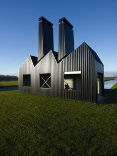 Little Factory (Drachten) by Florentijn Hofman