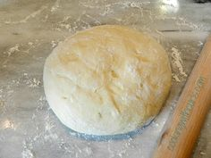 Homemade Pizza Dough: Cooking 101