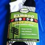 Silky soft bamboo Ecosox! At www.BarefootAC.com.