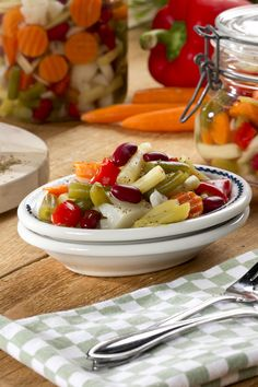 Shortcut Chow Chow Salad | MrFood.com