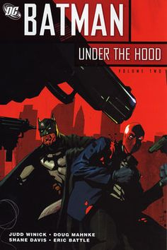 Batman: Under the Hood is a storyline written by Judd Winick and illustrated by Doug Mahnke. It was published in the Batman series following the conclusion of the crossover Batman: War Games and it was followed by the crossover Batman: Face the Face. Under the Batman: Under the Hood is a storyline written by Judd Winick and illustrated by Doug Mahnke. It was published in the Batman series following the conclusion of the crossover Batman: War Games and it was followed by the crossover…