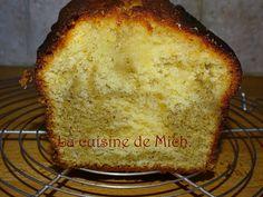 Cake chocolat blanc et pistache