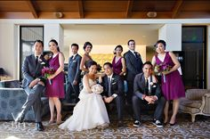 Fanny & David, Rosewood Sand Hill Wedding » Vero Suh Photography