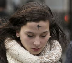 Ash Wednesday -  A public invitation to atone is meant to encourage us to inch towards moral improvement. Ash Wednesday teaches us that the faults we have are inevitable facts about being human and we must therefore admit to them candidly and attempt to rectify them in the light of day.