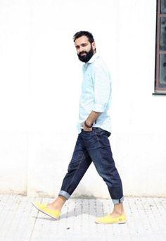 El look masculino del día - Jueves - Street style masculino - semana 17, 2013