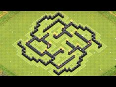 cool Clash of Clans - NEW Town Hall 7 Clan Wars/Trophy Base! Speed BuildClash Of Clans Free Gems!  - Clash Of Clans NEW Town Hall 7 Trophy & Clan War Base For TH7 Speed Build New Christmas Update CoC Special Thanks To Drac...http://clashofclankings.com/clash-of-clans-new-town-hall-7-clan-warstrophy-base-speed-build/