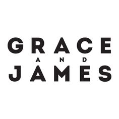 Grace and James Candle Co. logo designed by Lucy Glade Wright.