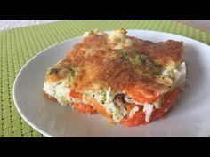 (2) Inzulinrezisztencia recept - Diétás rakott zöldség - YouTube Paleo, Lasagna, Ethnic Recipes, Youtube, Food, Essen, Beach Wrap, Meals, Youtubers