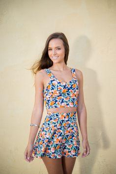 Sophia Floral Set — Women's Clothing - Westwood Boutique - MODLOOK 29