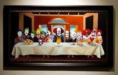 Joe Dark Vomit - Last Supper for Clowns