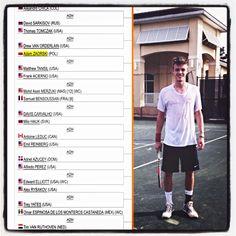 Good luck to Adam Zaorski (POL) at the Vespan Tennis Futures at the Indian Spring Club in Boynton Beach, FL! Adam will play his first qualification match at the ITF Pro Circuit event today against Matthew Tansil (USA). #adamzaorski #itf #tennis #itfprocircuit #johankriektennisacademy