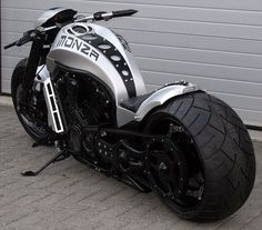 "No-Limit-Custom ""Monza"" V-Rod by NLCpix, via Flickr"