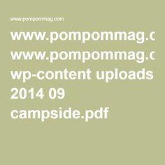 www.pompommag.com wp-content uploads 2014 09 campside.pdf