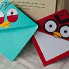 Kids love angry birds!