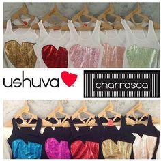 Nuevos colores de Franelilla s @ushuva #sesientedisco ya en @tiendacharrasca Moda hecha en Venezuela foto cortesia: @tiendacha rrasca